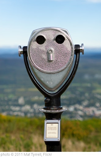 'binoculars, North Adams, Massachusetts' photo (c) 2011, Mat Tyrrell - license: http://creativecommons.org/licenses/by/2.0/