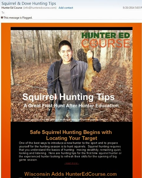 squirrelhunting