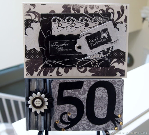 of my inlaws will soon be celebrating their 50th wedding anniversary