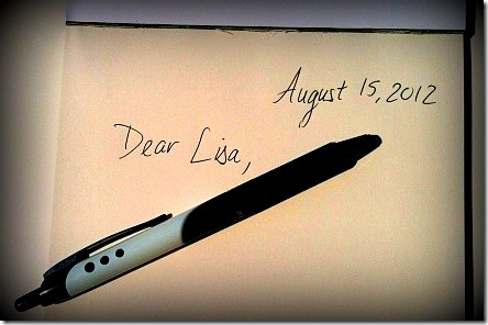 dear.lisa.from.2012