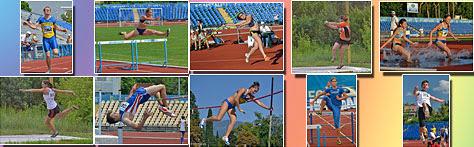 Слайдшоу Чемпионат Украины по легкой атлетике среди юношей 22 июня 2013 в Харькове