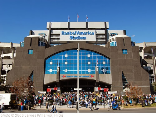 'Carolina Panthers Gameday' photo (c) 2006, James Willamor - license: http://creativecommons.org/licenses/by-sa/2.0/