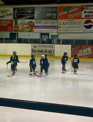 Danica's hockey 2