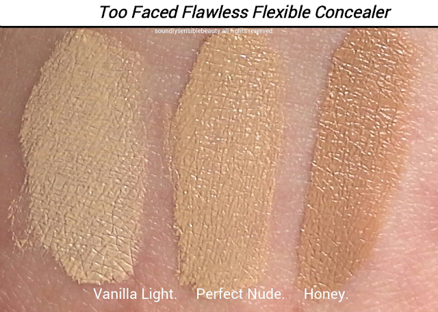 Too Faced Absolutely Flawless Concealer (Flexible Coverage Concealer)