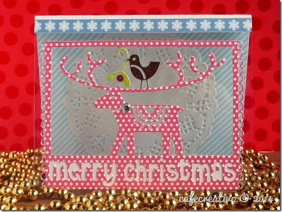 cafecreativo - big shot sizzix - christmas - natale (2)