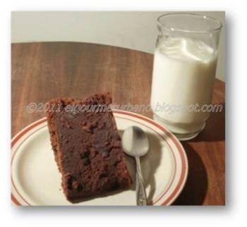 susana rivas -Torta de chocolate