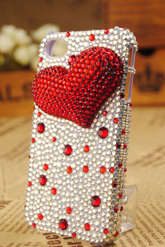 Case Design lux addiction phone case : Irresistible Bling 3D Cell Phone Cases! - Irresistible Icing