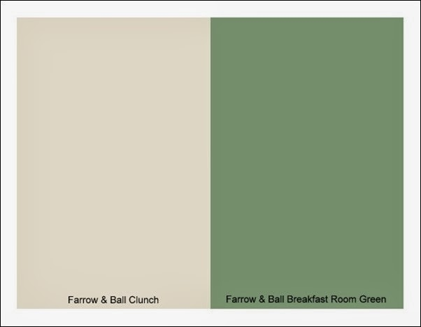 Farrow & Ball paint colors