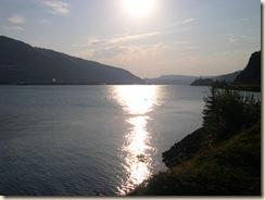 Hood River sunrise