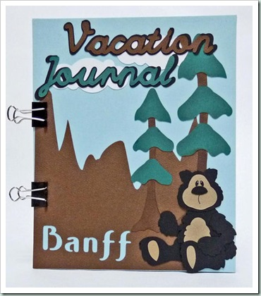 evelyn vacation journal500