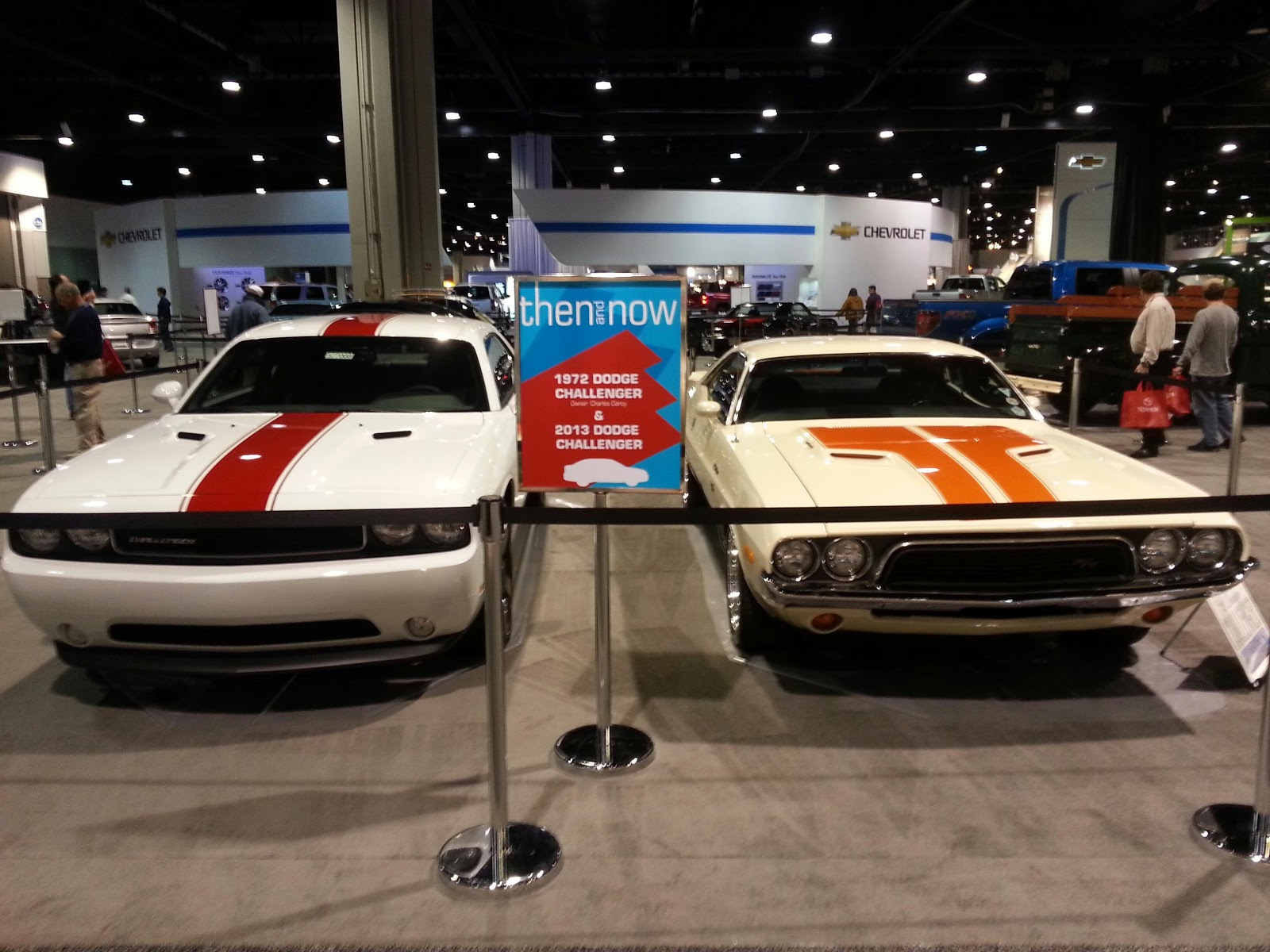 Then And Now Atlanta International Auto Show Our View From The Wheel - Show wheels on your car