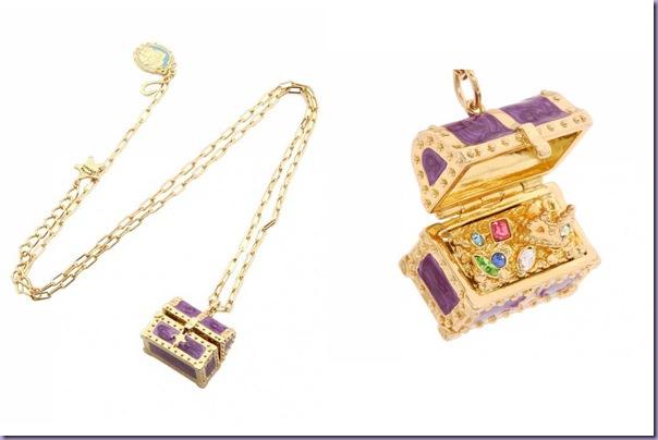 Colar-Baú-Tesouro-Pequena-Sereia-Disney-Couture