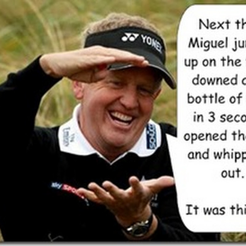 Monty To Keep Out Of Ryder Limelight By Commentating For Sky!