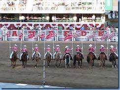 9535a Alberta Calgary Stampede 100th Anniversary - GMC Rangeland Derby & Grandstand Show - Calgary Stampede Showriders