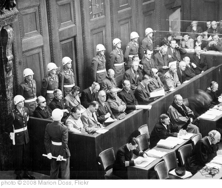 'Nuremberg Trials' photo (c) 2008, Marion Doss - license: http://creativecommons.org/licenses/by-sa/2.0/