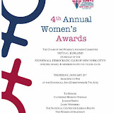 Stonewall Democratic Club's 4th Annual Women's Awards