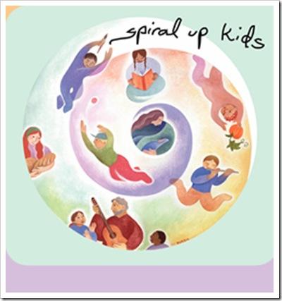 Spiral Up Kids official