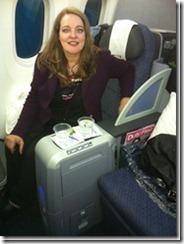 me onboard 787