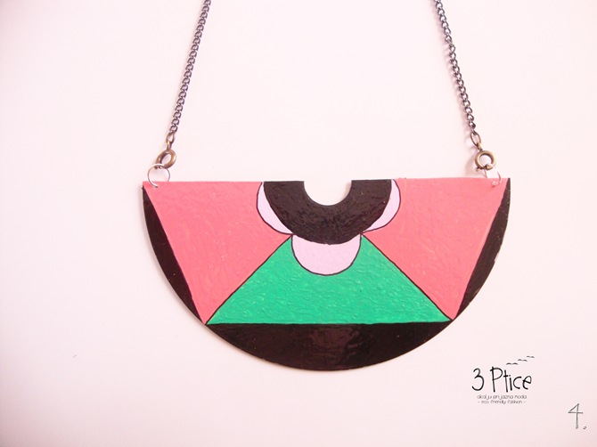 CD necklace 036