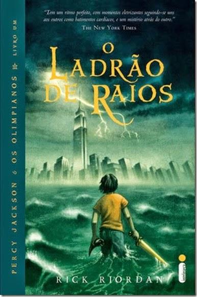 PERCY JACKSON: O Ladrão de Raios (Percy Jackson & Os Olimpianos vol. 1) – Rick Riordan