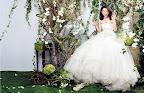 白百何拍婚纱