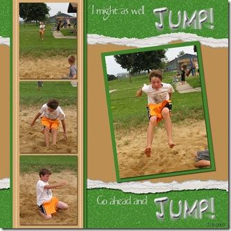 Cameron Jump 7 2005