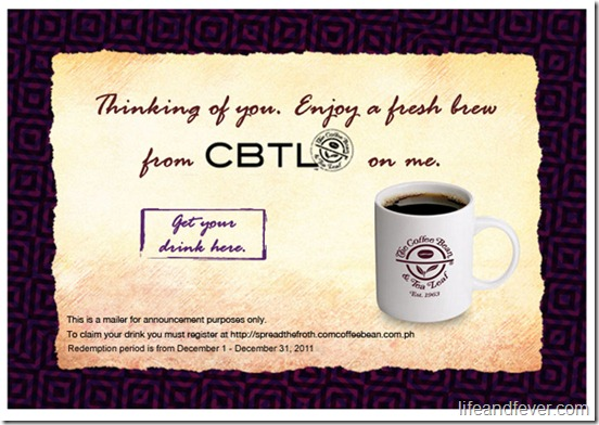 CBTL password