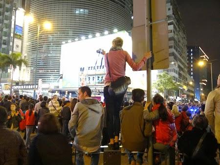 Parada Anul Nou Chinezesc: Street parade