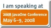 speakingatjavaone2008