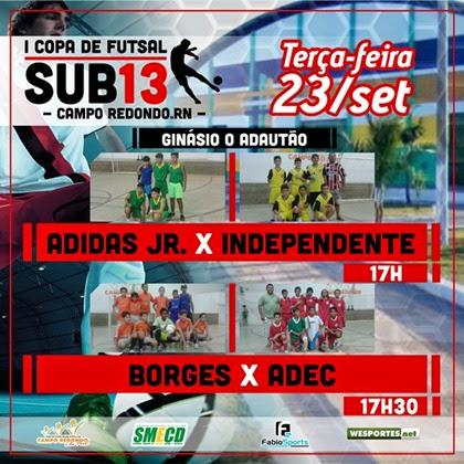 I COPA SUB13 2014 23.09