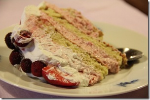 Slice of Torta