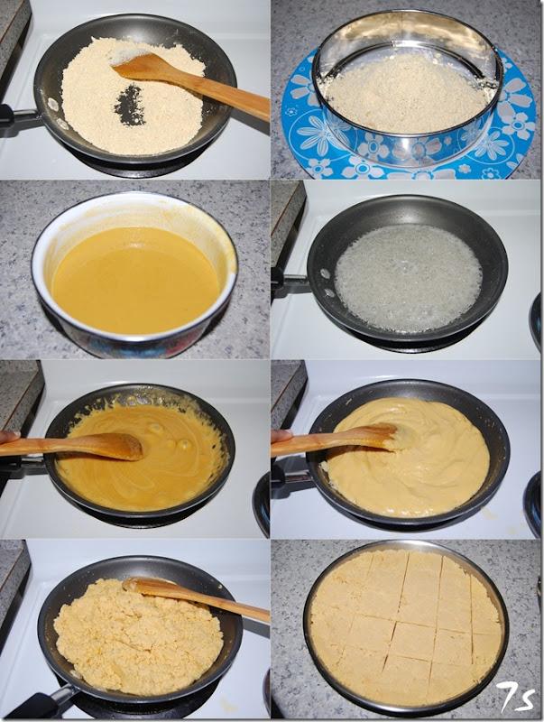 Mysore pak process