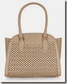 Monsoon Cutwork Tote Bag