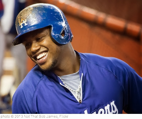 'Hanley Ramirez & his winning smile.' photo (c) 2013, Not That Bob James - license: http://creativecommons.org/licenses/by-nd/2.0/