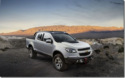 Nova S-10 Chevy Colorado Chevrolet - Fotos
