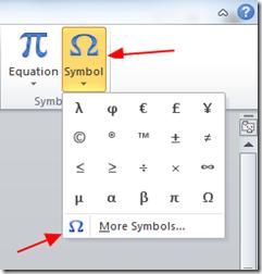 tombol simbol