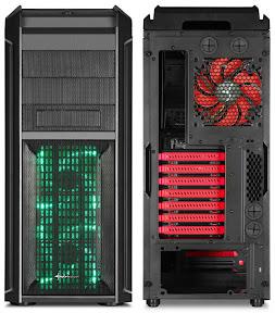 Sharkoon - Tauron Midi-Tower PC Case