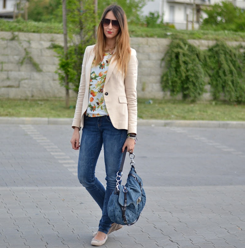 Zara, H&M, Blazer, My Fantabulous World, Miu Miu