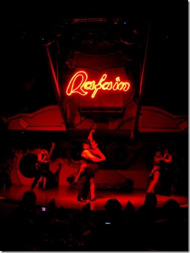 Rafain Show tango