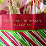 WBFJ 2014 Christmas Blessing - Fourth Visit - Clemmons - 12-11-14