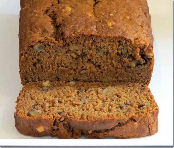 Banana Apple Bread 2