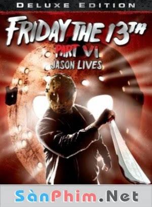 Thứ Sáu Ngày 13: Jason Sống Lại