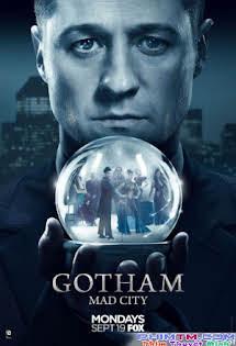 Thành Phố Tội Lỗi:Phần 3 - Gotham Season 3 Tập 8-RAW