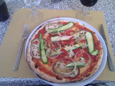 verrückte pizza