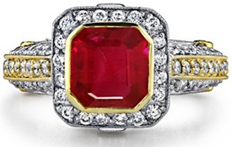 Square-Emerald-Cut-Ruby-and-Diamond-Border-Ring-in-Platinum-and-18k-Yellow-Gold_SR0335RB