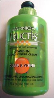 Garnier Fructis Leave-In Conditioning Cream