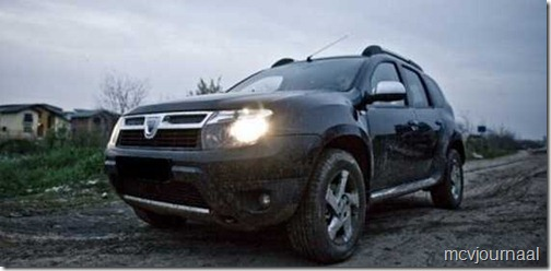 Dacia Duster 4x4 offroad 01