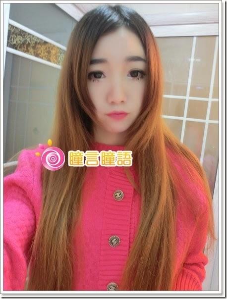 小雪Kimaomi分享---(Monthly)-Fairy-Natural-Black9