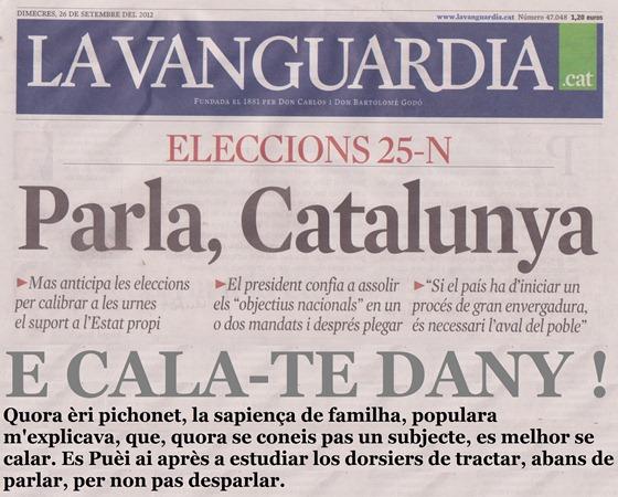 Dany e Catalonha