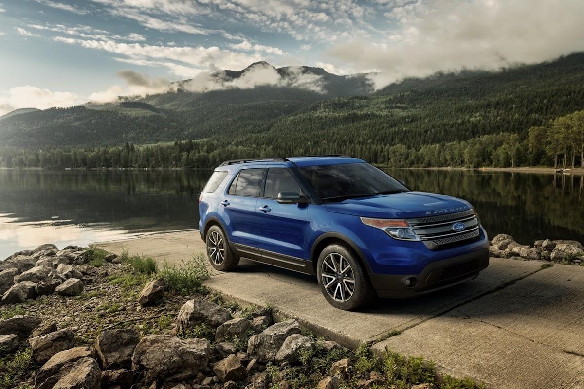 2015 ford explorer 1 - 2015 Ford Explorer Xlt Dark Side